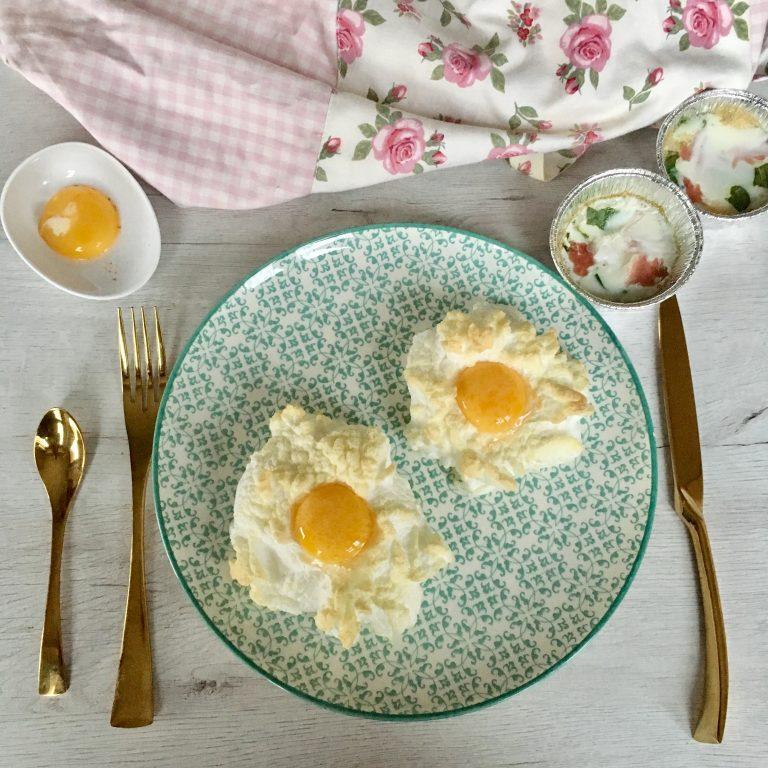 3 Formas de comer huevos, y lo que surja…