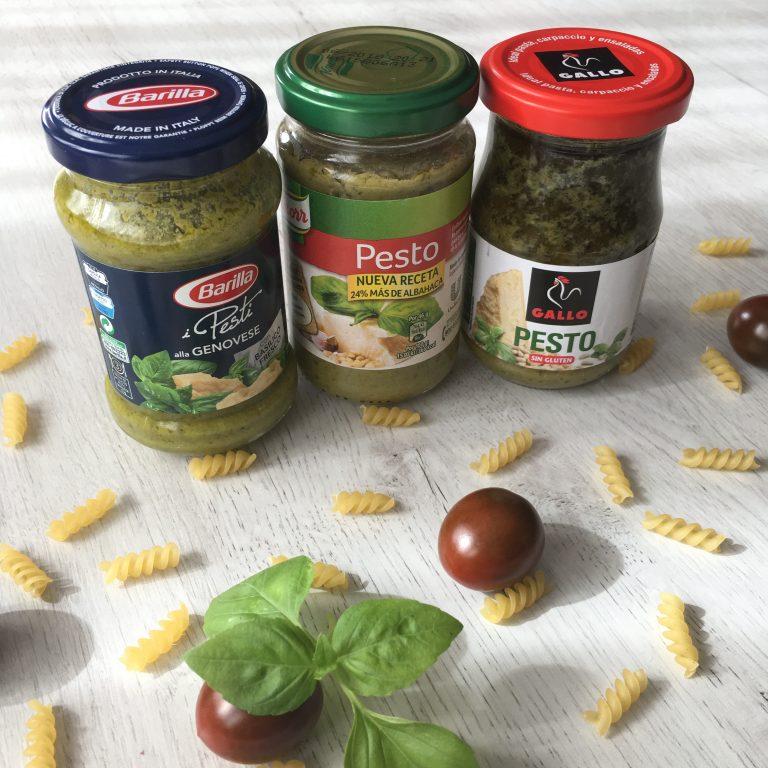 ¿Qué salsa pesto por menos de 2 €  es la mejor del supermercado?