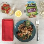 Ensalda completa Quinoa & Primeros Brotes